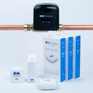 Leak Detection & Automatic Water Shut-Off System